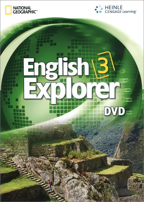 English Explorer 3 (DVD) swimming body eight trigram palm series of cheng style chinese kung fu teaching video english subtitles 8 dvd