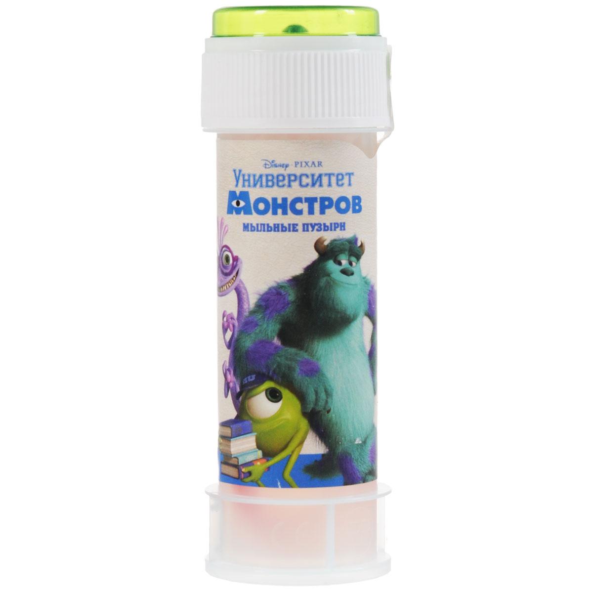 """Веселая затея Мыльные пузыри """"Disney. Монстры"""", 60 мл, Dulcop International S.p.A."""