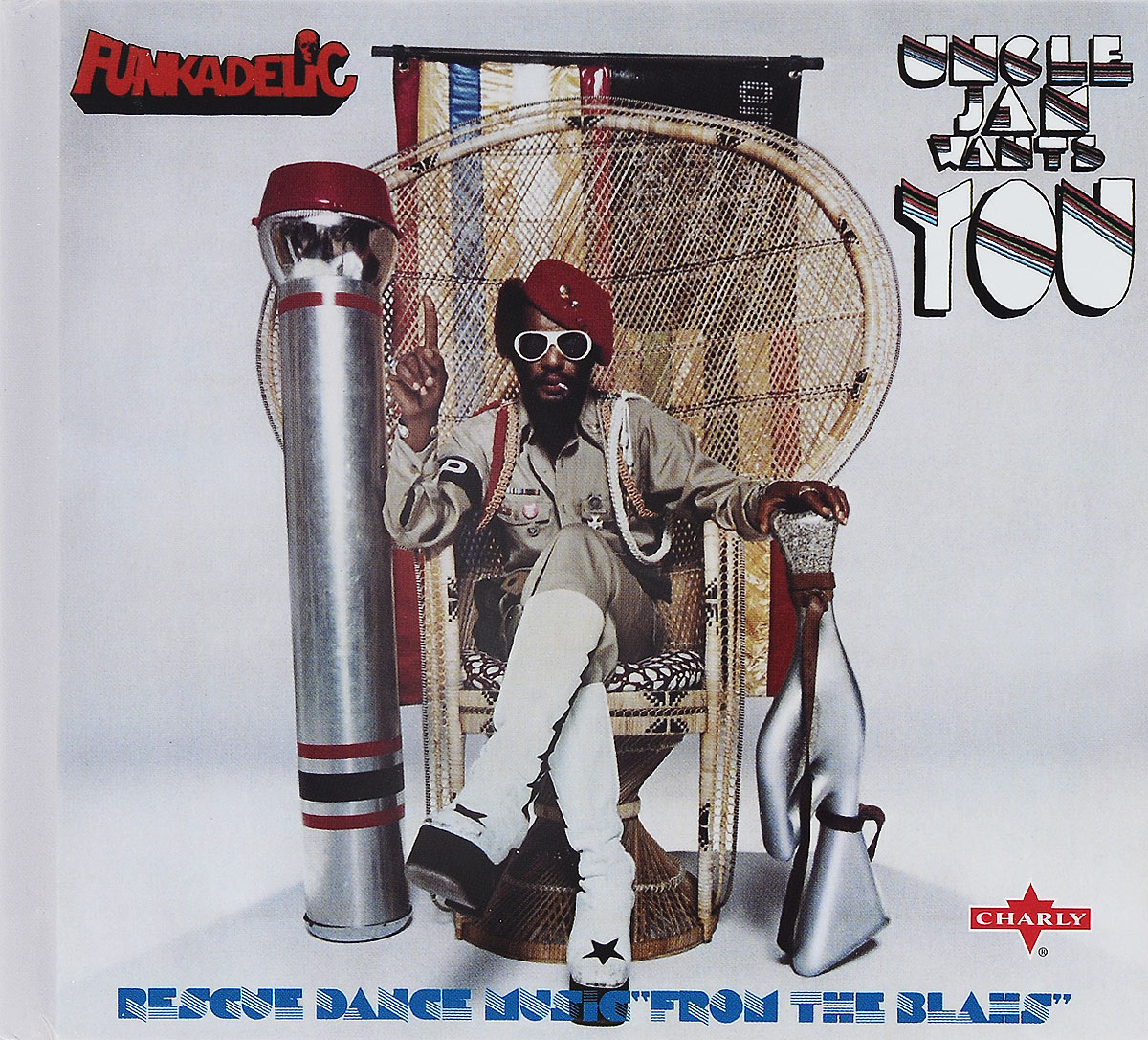 Funkadelic Funkadelic. Uncle Jam Wants You funkadelic funkadelic standing on the verge the best of funkadelic