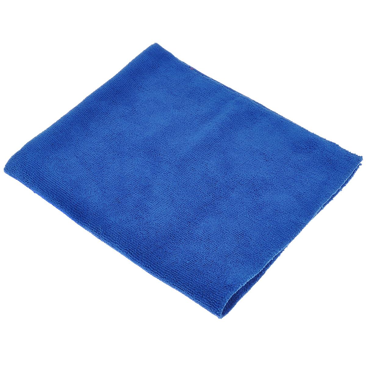 Тряпка для пола Eva, цвет: синий, 50 х 60 смЕ73_синийТряпка для пола Eva выполнена из микрофибры (полиэстера и полиамида).Благодаря микроструктуре волоконона проникает в поры материалов, а поэтому может удалять загрязнения безприменения химических средств. Тряпка удерживает влагу, не оставляетразводов иворса.Размер: 50 см х 60 см.