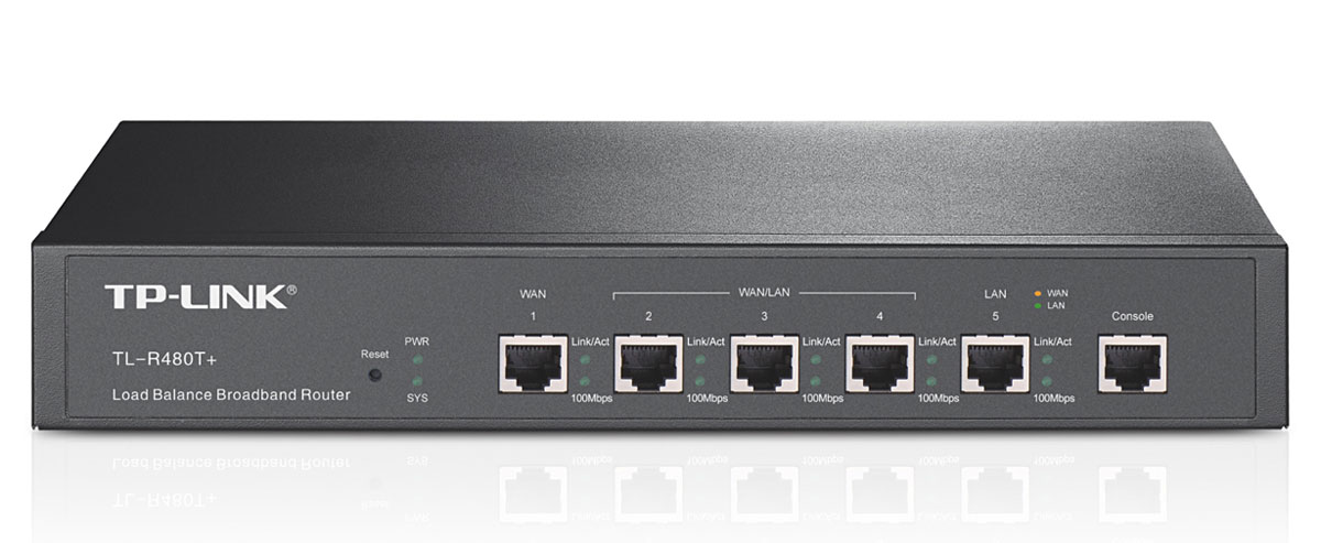 TP-Link TL-R480T+ маршрутизатор tp link tl r480t