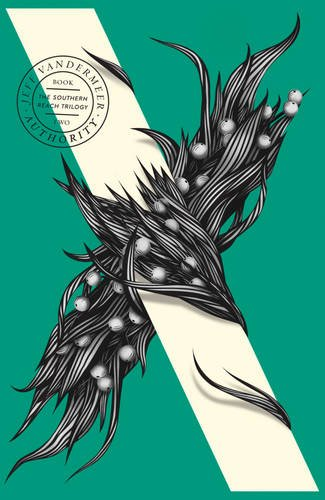 The Southern Reach Trilogy: Book 2: Authority raging sea undertow trilogy book 2