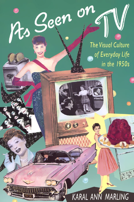 As Seen on TV - The Visual Culture of Everyday Life in the 1950s палатка husky boston 8 dark green цвет темно зеленый