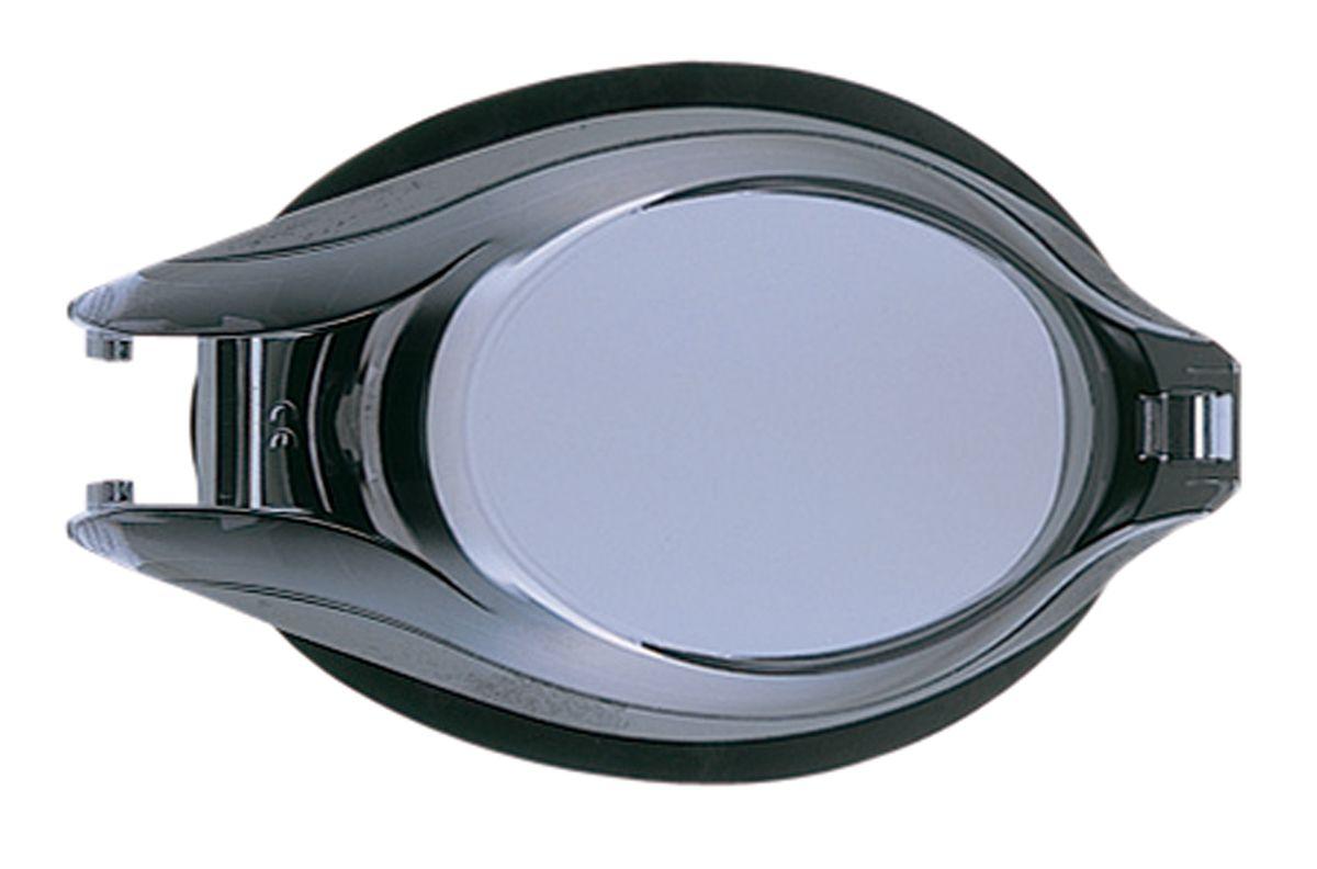 Линза для очков View Platina, цвет: дымчатый, диоптрии: -5.5TS VC-510A SK -5.5Диоптрические линзы View VC-510A могут быть установлены в очки для плавания V-500A Platina, или дополнены комплектом VPS-500A, с помощью которого вы сможете собрать свои очки для плавания. Линзы легко устанавливать и настраивать под себя, а мягкий обтюратор обеспечивает комфортное ношение. Дымчатые линзы отфильтровывают большую часть светового потока, минимизируя отражения и блики.Специальная обработка против запотевания, применяемая компанией View, обеспечивает длительную защиту от запотевания линз, вызванного испарением и жарой. Когда вы смачиваете внутреннюю поверхность линз водой перед тем, как надеть очки, на ней образуется тонкая водяная пленка, обеспечивающая прекрасный обзор и эффективную работу специального покрытия.Обтюратор из термопластического эластомера T.P.E. обеспечивает максимальный комфорт и защиту от протекания на долгое время. Термопластический эластомер при контакте с кожей создает приятные ощущения и, в отличие от хирургического силикона, может выпускаться в самых разных ярких цветовых вариантах.Линзы для плавания View обеспечивают 100% защиту от ультрафиолетового (УФ) излучения. Повышенное количество ультрафиолета вредно для кожи и для глаз - это стало серьезной проблемой. 100% УФ-защита (спектр излучения до 380 нм) прекрасно защитит ваши глаза, когда вы подвергаетесь действию прямых солнечных лучей.