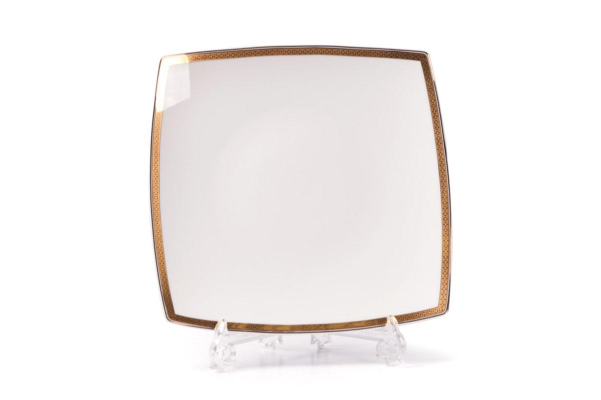 Kyoto 1555 Блюдо 31 см , цвет: белый с золотом710631 1555Блюдо 31 см Материал: фарфор: цвет: белый с золотомСерия: KYOTO