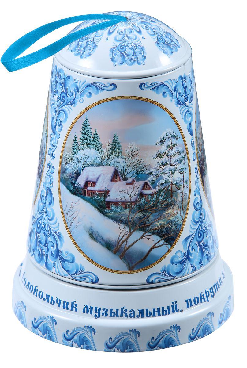 Hilltop Зимний пейзаж чайный набор