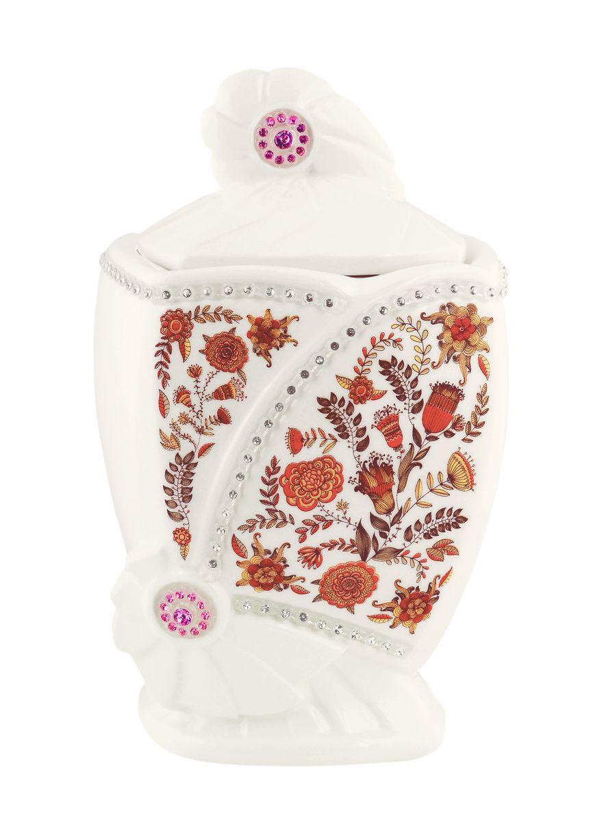 Hilltop Earl Grey черный листовой чай в чайнице Цветочный орнамент, 100 г ahmad tea earl grey черный чай 100 г жестяная банка