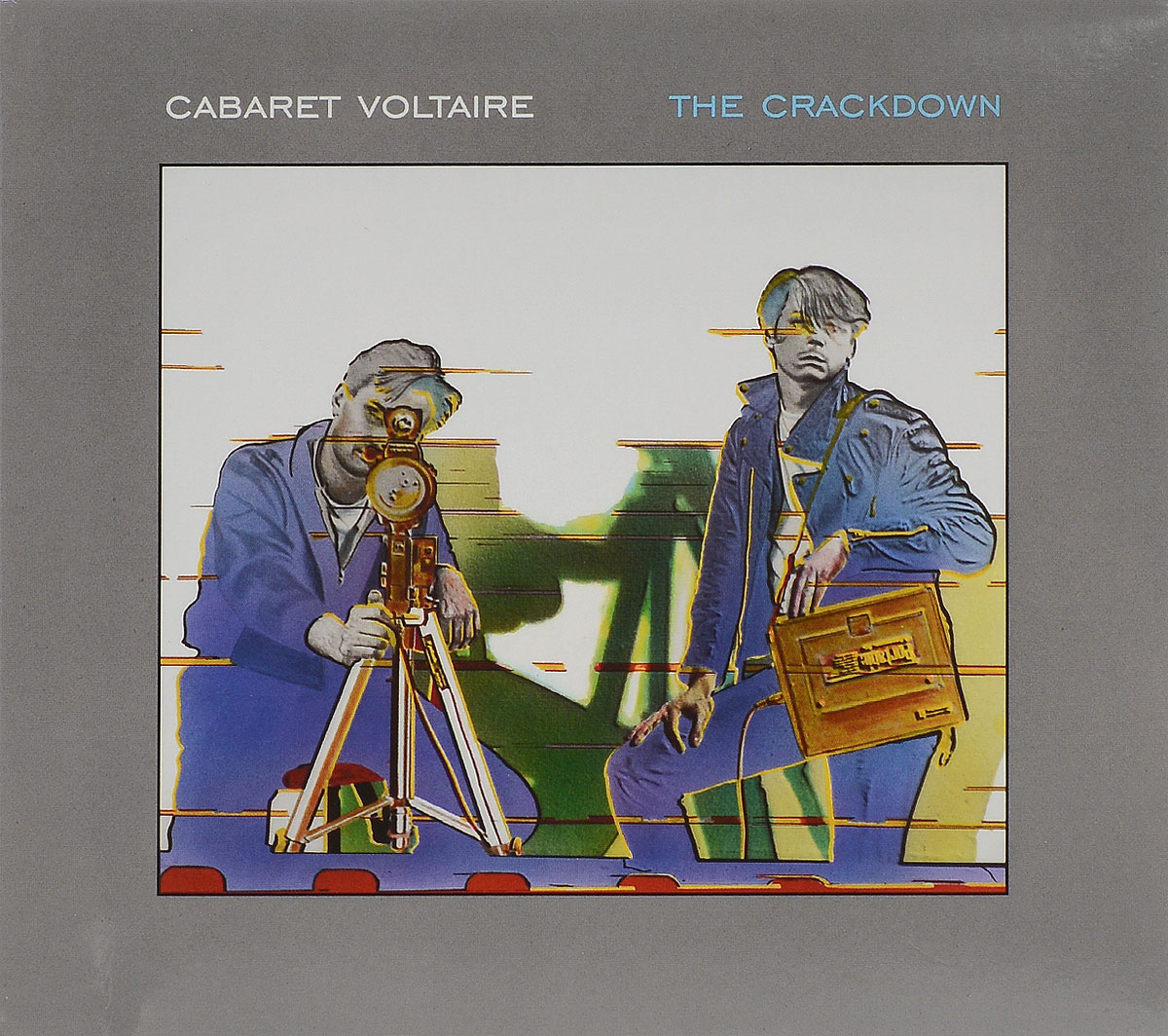 Cabaret Voltaire Cabaret Voltaire The Crackdown