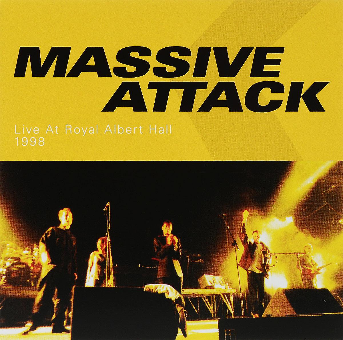 Massive Attack Massive Attack. Live At Royal Albert Hall