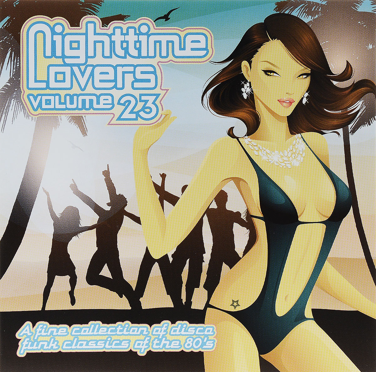 Nighttime Lovers. Volume 23