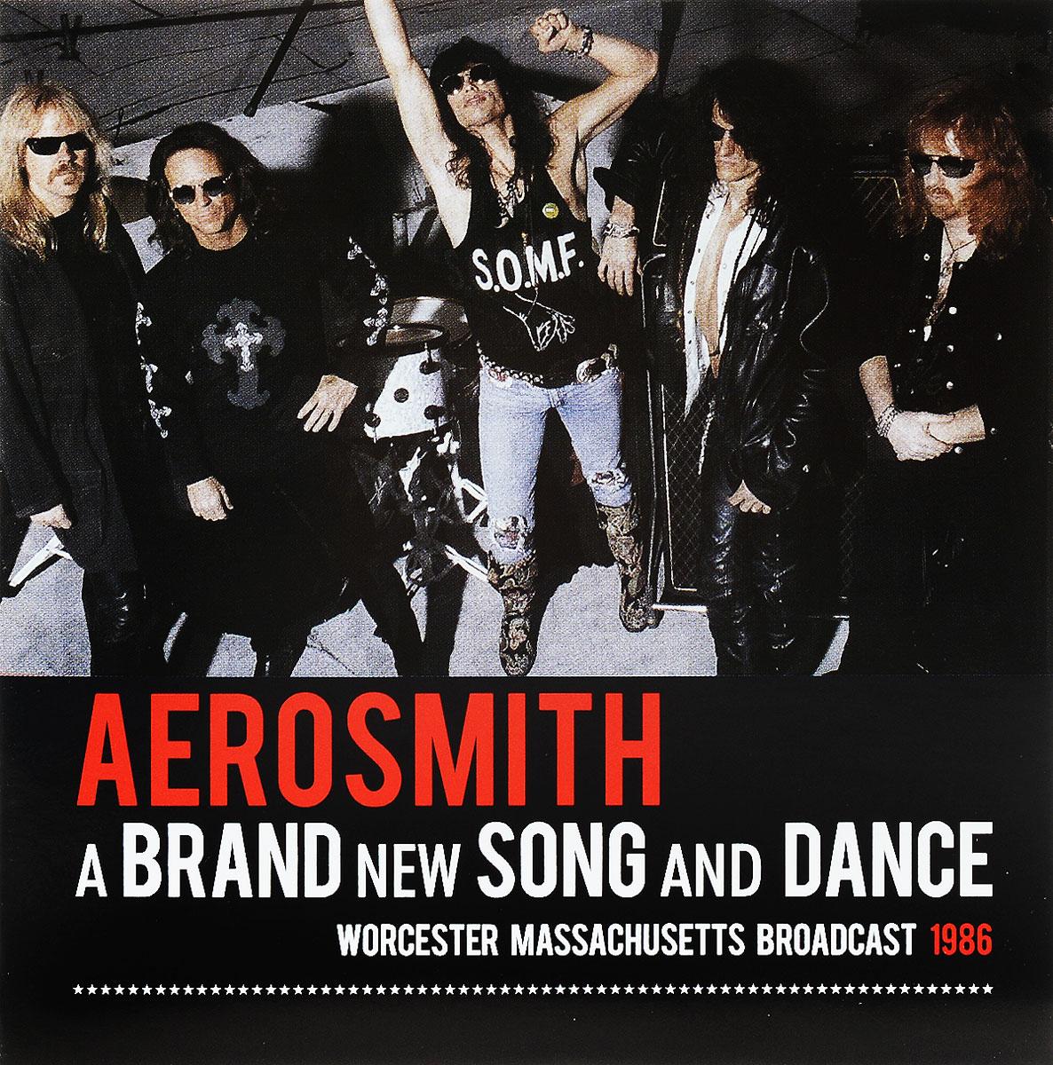 Aerosmith Aerosmith. A Brand New Song And Dance a dance