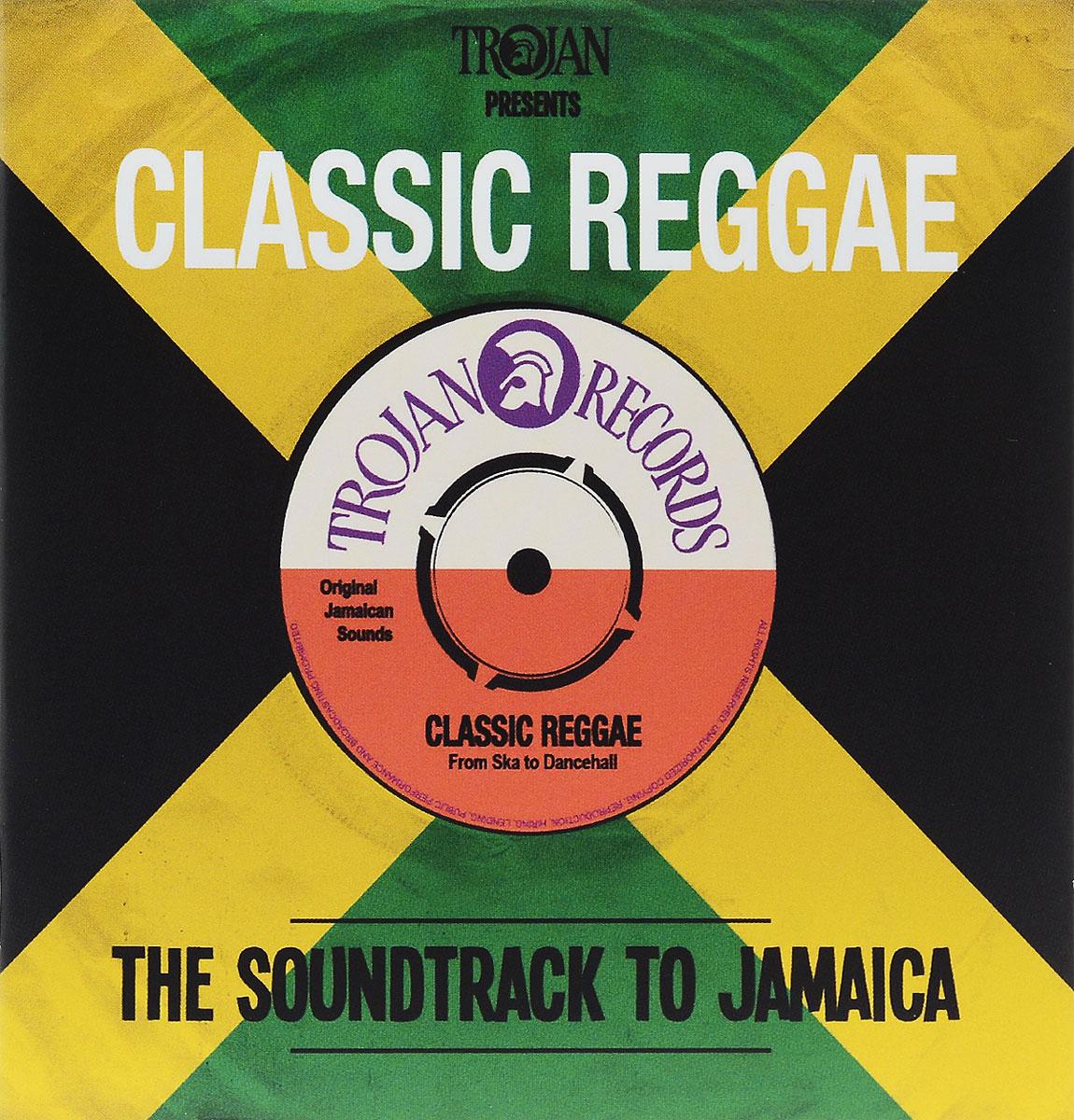 Classic Reggae (2 CD) браслет reggae elements lgys122