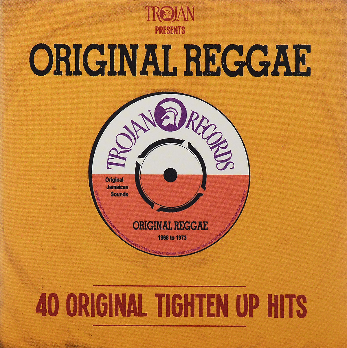 Original Reggae. 40 Original Tighten Up Hits (2 CD)