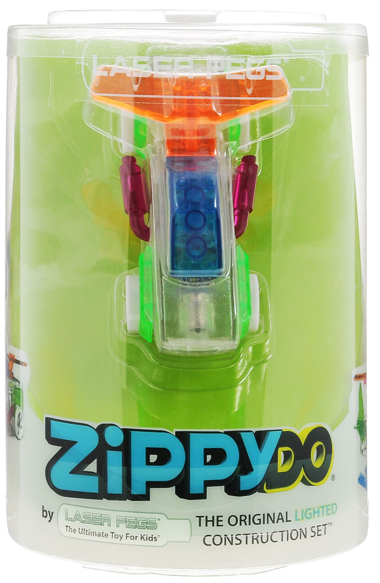 Laser Pegs Конструктор Zippy Do 3 в 1