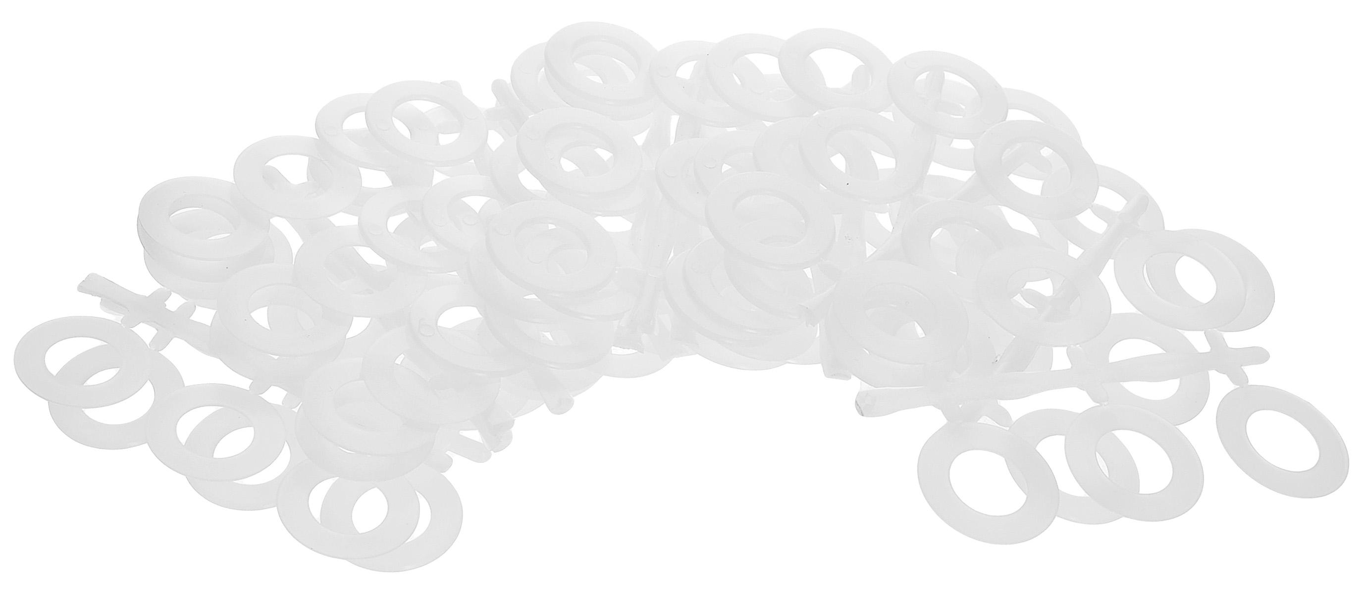 Кольца для обвязывания крючком
