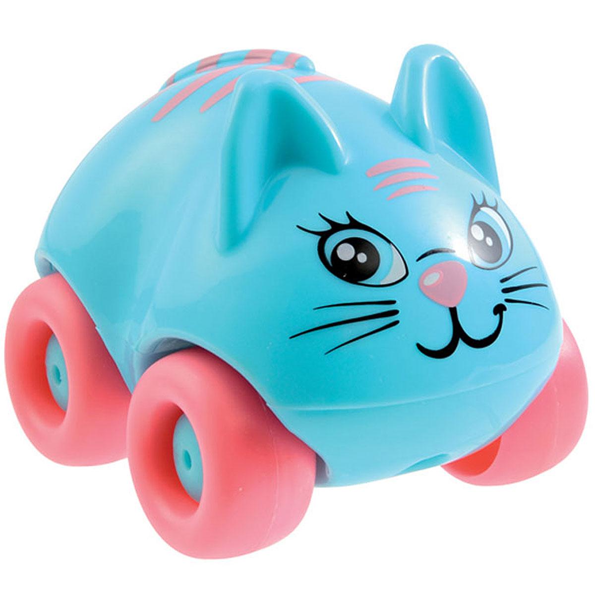 Smoby Машинка Animal Planet Кошка цена и фото
