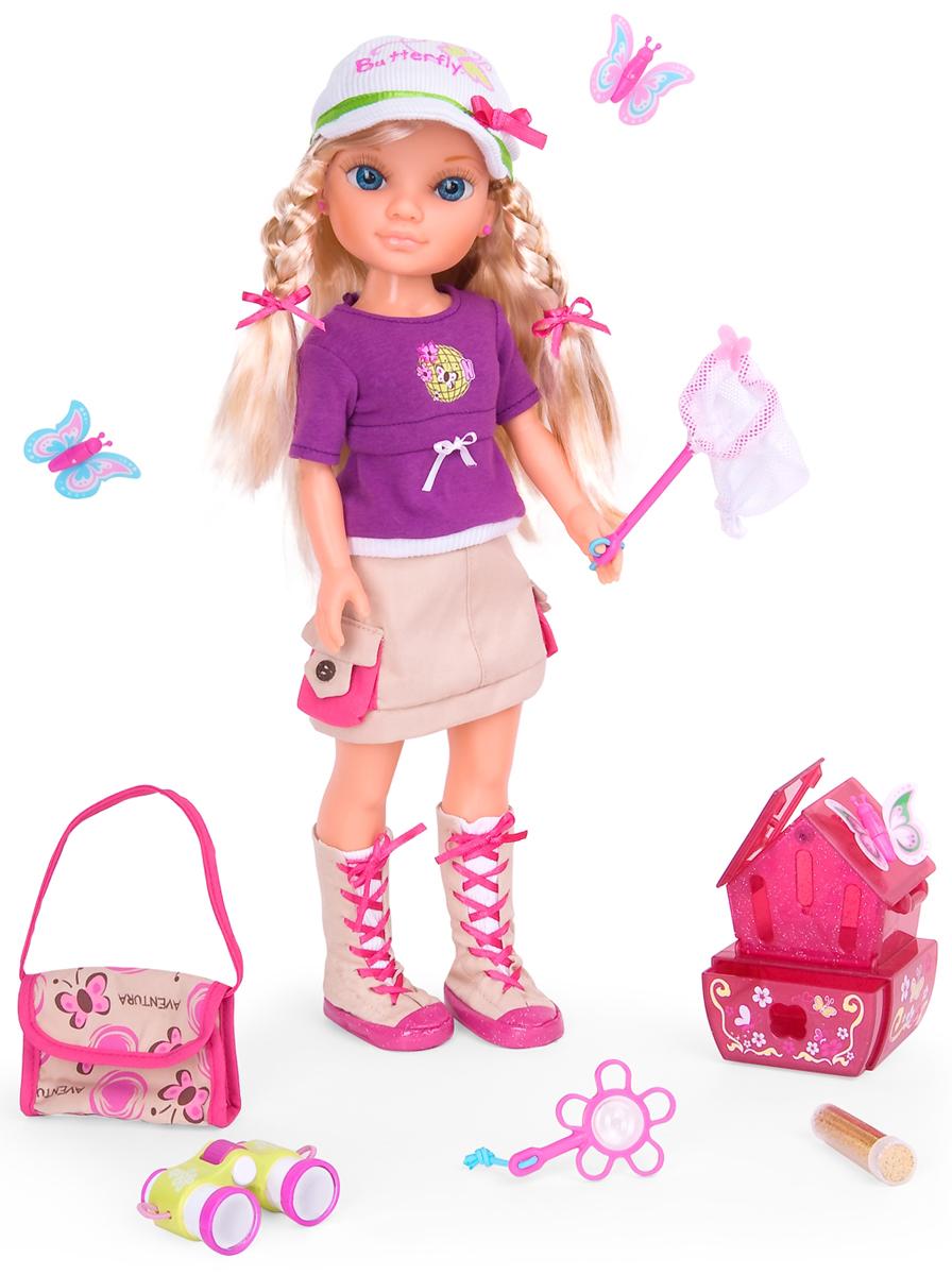 Famosa Игровой набор с куклой Нэнси кукла famosa ненси спортсменка конный спорт