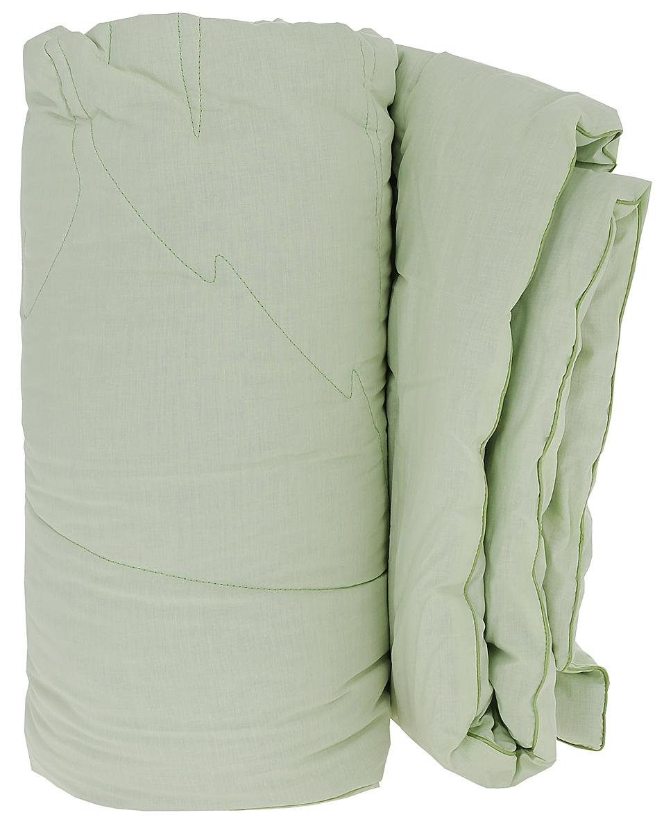 Одеяло Primavelle Ortica, наполнитель: крапива, цвет: светло-зеленый, 172 см х 205 см124360101-NtЧехол одеяла Primavelle Ortica выполнен из 100% хлопка. Наполнитель одеяла состоит из крапивы (70%) и полиэфира (30%). Стежка надежно удерживает наполнитель внутри и не позволяет ему скатываться.Волокно крапивы оказывает оздоравливающее воздействие на организм, Ваш сон будет здоровым и крепким. Витамины, которые содержатся в крапиве в большом количестве, оказывают общеукрепляющее и противовоспалительное воздействие. Помимо этого, благодаря содержанию в растении фитонцидов оно обладает бактерицидными свойствами, что обеспечивает защиту от развития микроорганизмов. Декоративная ниточная стежка лист крапивы не только надежно удерживает наполнитель, но и украшает одеяло. Одеяло упаковано в тканевый чехол с одной пластиковой стороной на змейке с ручкой, что является чрезвычайно удобным при переноске. Рекомендации по уходу: - Допускается стирка при 40 градусах, - Нельзя отбеливать. При стирке не использовать средства, содержащие отбеливатели (хлор),- Не гладить. Не применять обработку паром, - Химчистка с использованием углеводорода, хлорного этилена, - Нельзя выжимать и сушить в стиральной машине.Размер одеяла: 172 см х 205 см.Материал чехла: 100% хлопок.Материал наполнителя: 70% крапива, 30% полиэфир.