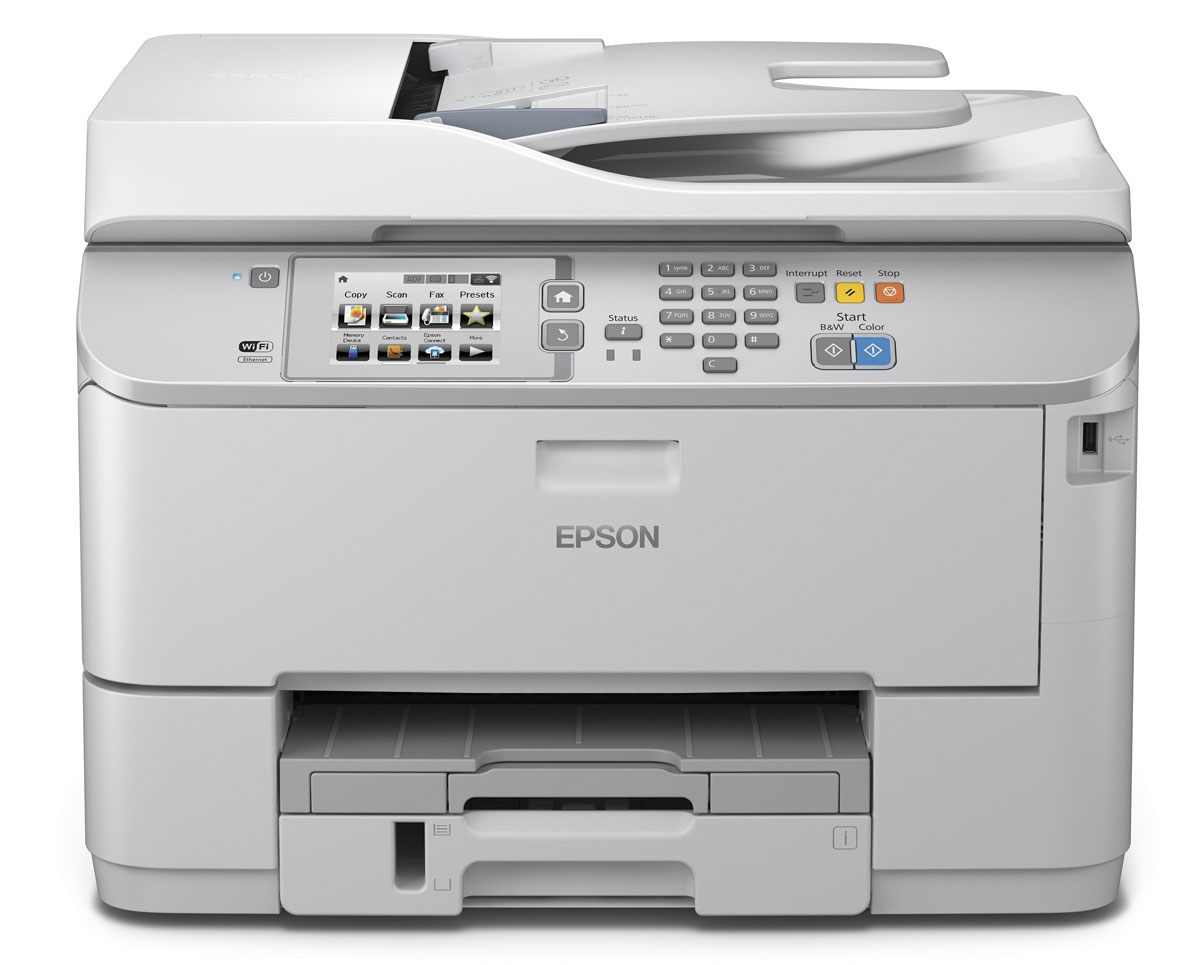 Epson WorkForce Pro WF-5620DWF МФУ принтер epson l805 цена