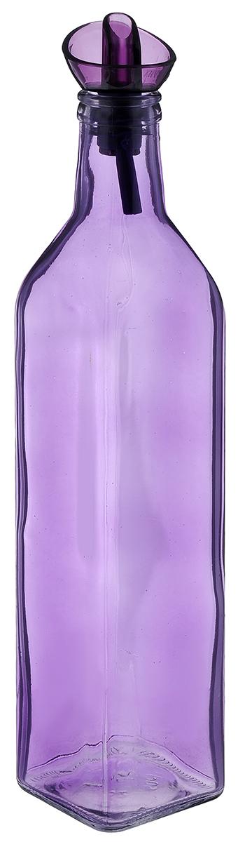 Емкость для масла Herevin, цвет: фиолетовый, 500 мл емкость для масла solmazer цвет сиреневый 500 мл