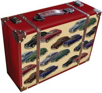 Декоративная шкатулка Советские автомобили, 38 х 26 х 12 см37346Мы продаем самые разные шкатулки, но их объединяет одно – они очень красивые и оригинальные. Материал: мдф.