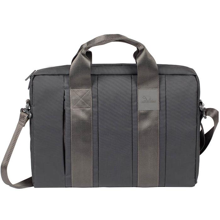 "Riva 8830 сумка для ноутбука 15,6"", Grey"