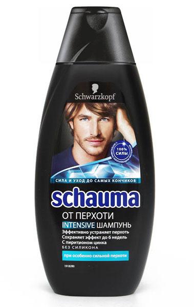 SCHAUMA Шампунь От перхоти Интенсивный, 380 мл9000543Schauma от перхоти INTENSIVE с еще более высоким содержанием цинк-пиритиона эффективно борется даже с сильной перхотью уже после первого применения.Тип волос: против сильной перхоти, для ежедневного примененияШампунь эффективно борется с перхотью и предотвращает ее появление до 6 недельПрепятствует появлению зуда и раздражения кожи головыСильные и здоровые волосы без перхотиЦинк-пиритион является самым эффективным средством для борьбы с перхотьюЗдоровые волосы без перхоти