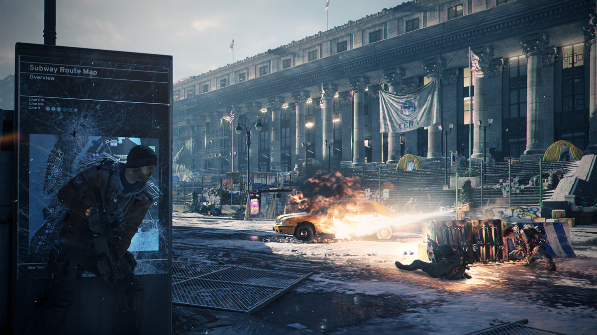 Tom Clancy's The Division.  Standard Edition Ubisoft Massive,Ubisoft Reflections,Red Storm Entertainment,Annecy