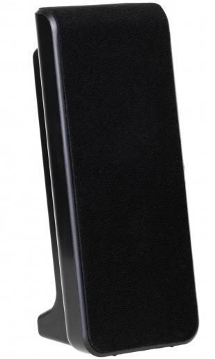 SmartBuy Fest SBA-2500 акустическая системаSBA-2500Настольная акустическая стереосистема SmartBuy FEST SBA-2500- предназначена для подключения к компьютеру, ноутбуку и к другим электронным устройствам для воспроизведения звука в стереоформате (2-х канальный звук). Можно подключить к любым источникам звука, имеющим стандартный Audio-разъем Jack 3.5 мм.Колонки FEST имеют выход для подключения наушников. Благодаря этому отпадает необходимость каждый раз отключать колонки от компьютера, чтобы на их место подключить наушники. Достаточно подключить наушники в аудио-выход на самих колонках.Питание колонок SmartBuy FEST осуществляются от USB-порта компьютера, ноутбука, либо от любого другого устройства, имеющего USB-разъем. В качестве источника питания для колонок можно также использовать обычное сетевое или автомобильное зарядное устройство для телефонов/планшетов, оснащенное USB-гнездом.