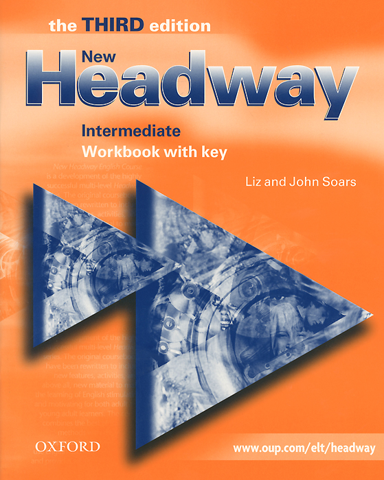 New Headway: Intermediate: Workbook with Key new total english intermediate workbook with key cd