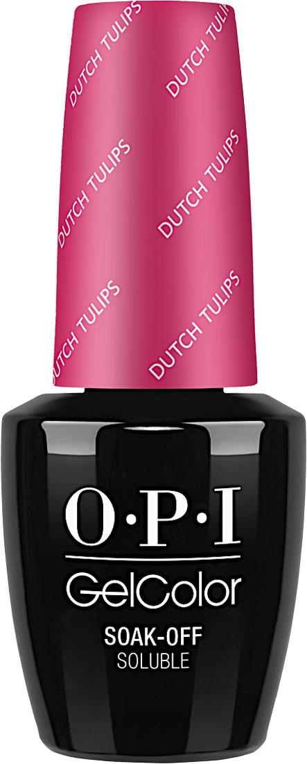 OPI Гель-лак GelColor Dutch Tulips, 15 млGCL60GELCOLOR от OPI. ГЕЛЬКОЛОР это 100% гель в лаковом флаконе! В отличие от гелей-лаков, из-за отсутствия лаковой составляющей ГЕЛЬКОЛОР не подвержен сколам и трещинам. Ультра-быстрое светоотверждение в LED-лампе OPI! Всего лишь 4 минуты на все слои включая базу и верхнее покрытие на всех пальцах! Не требует шлифовки ногтей перед нанесением и опиливания при снятии, а значит — не травмирует ногти! Снимается за 15 минут отмачиванием.ГЕЛЬКОЛОР - экономичен! ГЕЛЬКОЛОР - это высочайшее качество OPI по доступной цене. Оттенки легендарных лаков OPI при желании можно наносить поверх ГЕЛЬКОЛОР. Сравните стоимость ГЕЛЬКОЛОР с другими марками и Вы увидите разницу!Стойкое и сияющее покрытие на недели вперед с GELCOLOR.ГЕЛЬКОЛОР это 100% гель в лаковом флаконе! В отличие от гелей-лаков, из-за отсутствия лаковой составляющей ГЕЛЬКОЛОР не подвержен сколам и трещинам.Ультра-быстрое светоотверждение в LED-лампе OPI! Всего лишь 4 минуты на все слои включая базу и верхнее покрытие на всех пальцах!Не требует шлифовки ногтей перед нанесением и опиливания при снятии, а значит — не травмирует ногти! Снимается за 15 минут отмачиванием.ГЕЛЬКОЛОР - экономичен! ГЕЛЬКОЛОР - это высочайшее качество OPI по доступной цене.Повторяют оттенки легендарных лаков OPI, которые при желании можно наносить поверх ГЕЛЬКОЛОР.Сравните стоимость ГЕЛЬКОЛОР с другими марками и Вы увидите разницу!Стойкое и сияющее покрытие на недели вперед с GELCOLOR.