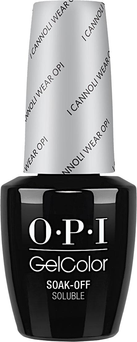 OPI Гель-лак для ногтей GelColor, тон № GCV32 I Cannoli Wear OPI, 15 млGCV32GELCOLOR от OPI. ГЕЛЬКОЛОР это 100% гель в лаковом флаконе! В отличие от гелей-лаков, из-за отсутствия лаковой составляющей ГЕЛЬКОЛОР не подвержен сколам и трещинам. Ультра-быстрое светоотверждение в LED-лампе OPI! Всего лишь 4 минуты на все слои включая базу и верхнее покрытие на всех пальцах! Не требует шлифовки ногтей перед нанесением и опиливания при снятии, а значит — не травмирует ногти! Снимается за 15 минут отмачиванием.ГЕЛЬКОЛОР - экономичен! ГЕЛЬКОЛОР - это высочайшее качество OPI по доступной цене. Оттенки легендарных лаков OPI при желании можно наносить поверх ГЕЛЬКОЛОР. Сравните стоимость ГЕЛЬКОЛОР с другими марками и Вы увидите разницу!Стойкое и сияющее покрытие на недели вперед с GELCOLOR.ГЕЛЬКОЛОР это 100% гель в лаковом флаконе! В отличие от гелей-лаков, из-за отсутствия лаковой составляющей ГЕЛЬКОЛОР не подвержен сколам и трещинам.Ультра-быстрое светоотверждение в LED-лампе OPI! Всего лишь 4 минуты на все слои включая базу и верхнее покрытие на всех пальцах!Не требует шлифовки ногтей перед нанесением и опиливания при снятии, а значит — не травмирует ногти! Снимается за 15 минут отмачиванием.ГЕЛЬКОЛОР - экономичен! ГЕЛЬКОЛОР - это высочайшее качество OPI по доступной цене.Повторяют оттенки легендарных лаков OPI, которые при желании можно наносить поверх ГЕЛЬКОЛОР.Сравните стоимость ГЕЛЬКОЛОР с другими марками и Вы увидите разницу!Стойкое и сияющее покрытие на недели вперед с GELCOLOR.