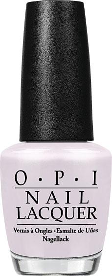 OPI Лак для ногтей Nail Lacquer, тон № NLT63 Chiffon My Mind, 15 млNLT63Лак для ногтей OPI быстросохнущий, содержит натуральный шелк и аминокислоты. Увлажняет и ухаживает за ногтями. Форма флакона, колпачка и кисти специально разработаны для удобного использования и запатентованы.
