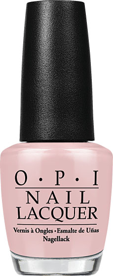 OPI Лак для ногтей Nail Lacquer, тон № NLT65 Put it in Neutral, 15 мл opi лак для ногтей suzi the first lady of nails washington dc 15мл