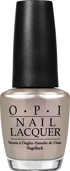 OPI Лак для ногтей Nail Lacquer, тон № NLT67This Silver's Mine!, 15 мл opi лак для ногтей suzi the first lady of nails washington dc 15мл
