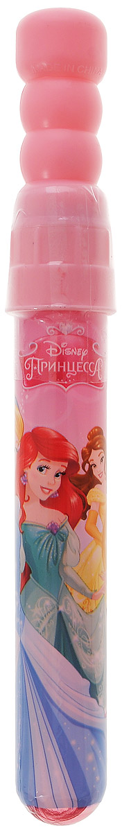 Веселая затея Мыльные пузыри Disney Принцесса в ассортименте disney мыльные пузыри волшебного настроения цвет красный