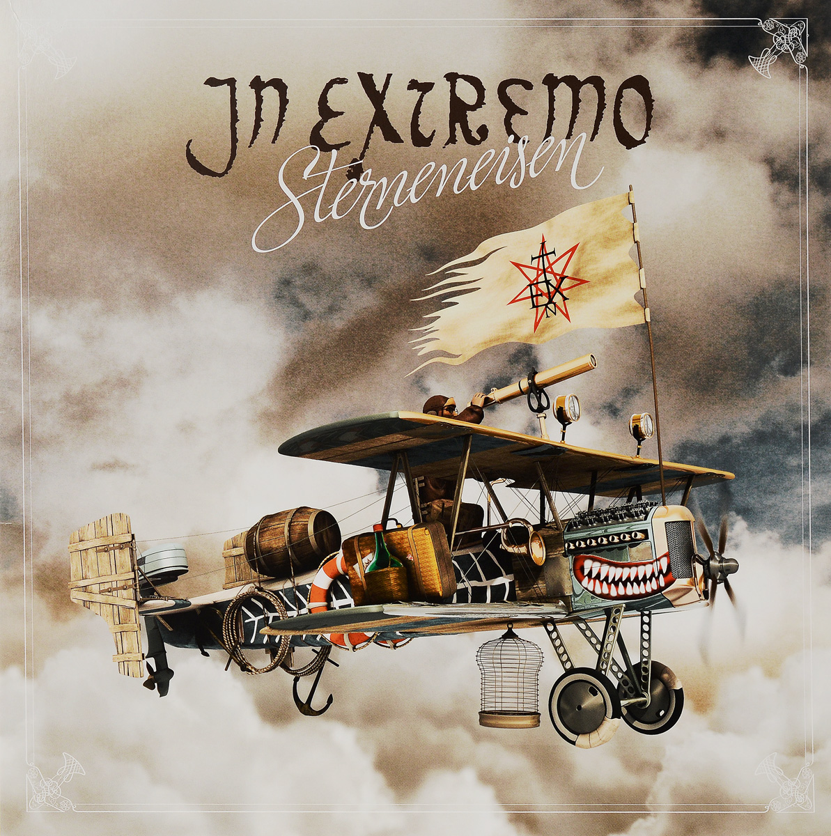 In Extremo In Extremo. Sterneneisen (LP) in extremo in extremo vinyl collection 8 lp