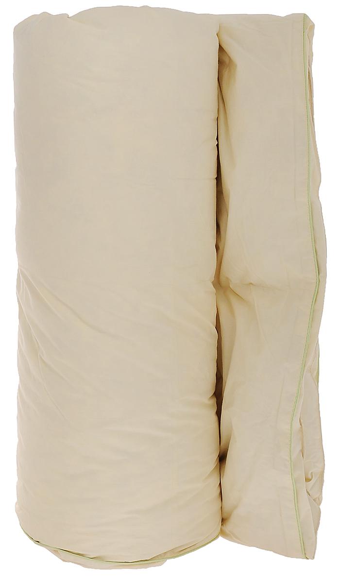 Одеяло Primavelle Manuela, наполнитель: гусиный пух, цвет: кремовый, 200 х 220 см122195206-11бЧехол одеяла Primavelle Manuela выполнен из 100% хлопка. Наполнитель одеяла состоит из 100% гусиного пуха Экстра. Стежка надежноудерживает наполнитель внутри и не позволяет ему скатываться.Одеяло Primavelle Manuela — новая модель пухового одеяла с элегантными бортиками, которые прекрасно держат форму изделий. Надежные чехлы из натурального хлопка, цветной кант из атласа, высокое качество натурального пуха категории Экстра — все это непременные атрибуты одеяла Primavelle Manuela.Одеяло упаковано в тканевый чехол с одной пластиковой стороной на змейке с ручкой, что являетсячрезвычайно удобным при переноске.Рекомендации по уходу:- Допускается стирка при 30 градусах в деликатном режиме,- Нельзя отбеливать. При стирке не использовать средства, содержащие отбеливатели (хлор),- Не гладить. Не применять обработку паром,- Сухая чистка,- Допускается только горизонтальная сушка в машине в щадящем режиме. Размер одеяла: 200 см х 220 см. Материал чехла: 100% хлопок. Материал наполнителя: 100% гусиный пух Экстра (95% пух, 5% перо). Вес наполнителя: 840 г.