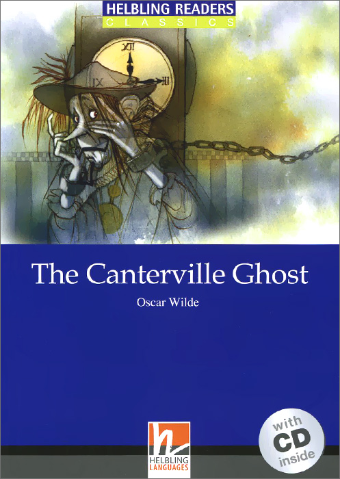 The Canterville Ghost: Level 5 (+ CD) the ghost and the femme fatale
