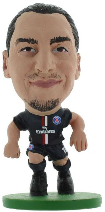 Soccerstarz Фигурка футболиста Paris St Germain Zlatan Ibrahimovic st germain st germain st germain 2 lp