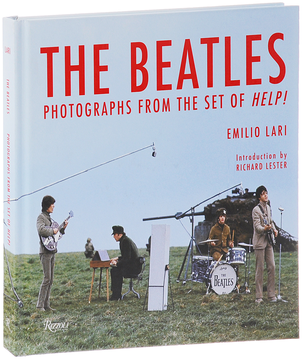 Beatles: Photographs from the Set of Help! the beatles the beatles a hard day s night ecd