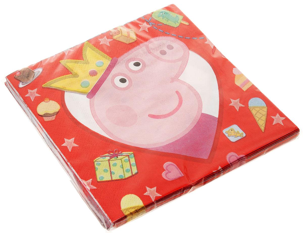 Peppa Pig Салфетки Свинка Пеппа росмэн свинка пеппа peppa pig