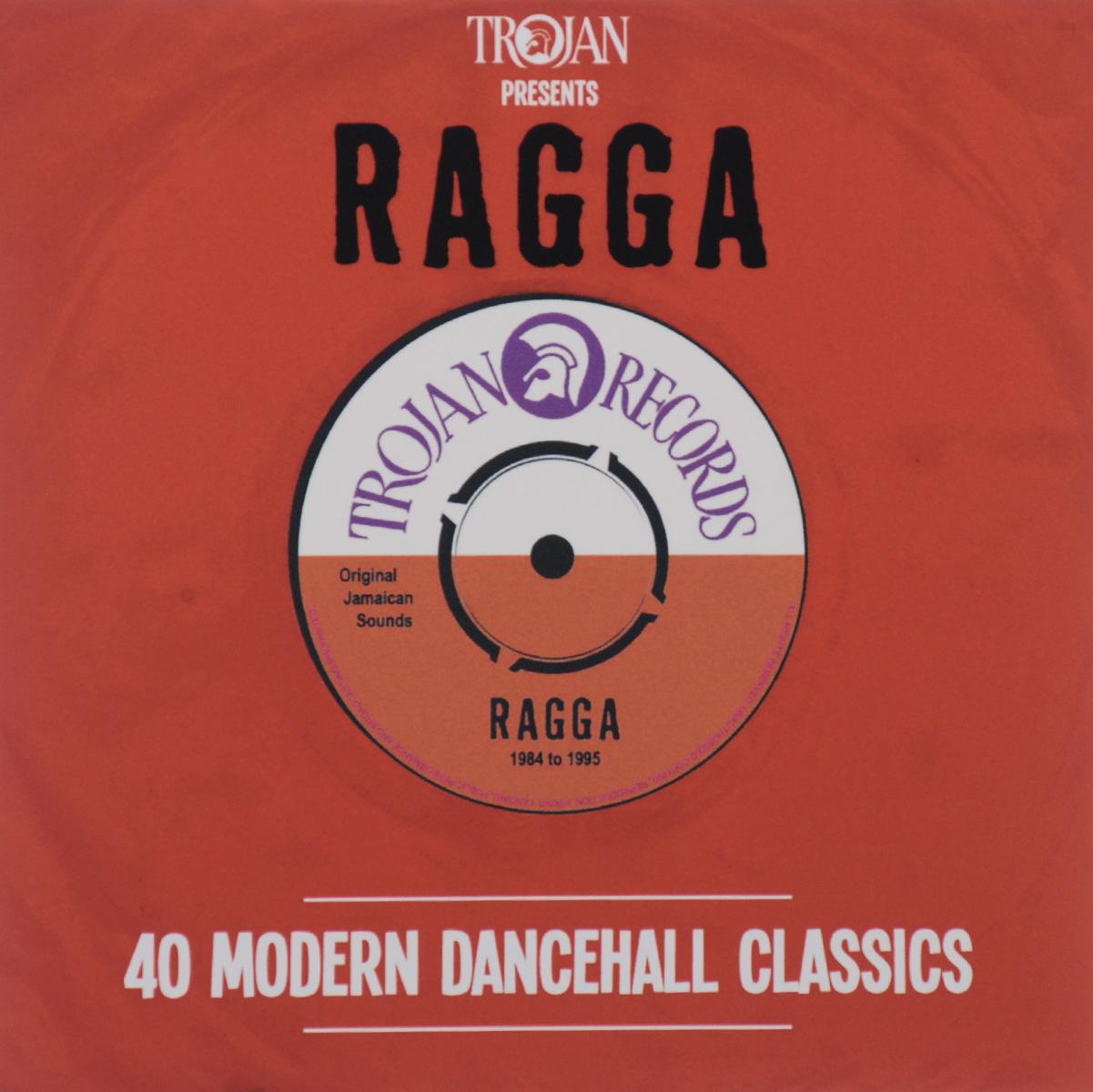 Ragga. 40 Modern Dancehall Classics (2 CD)