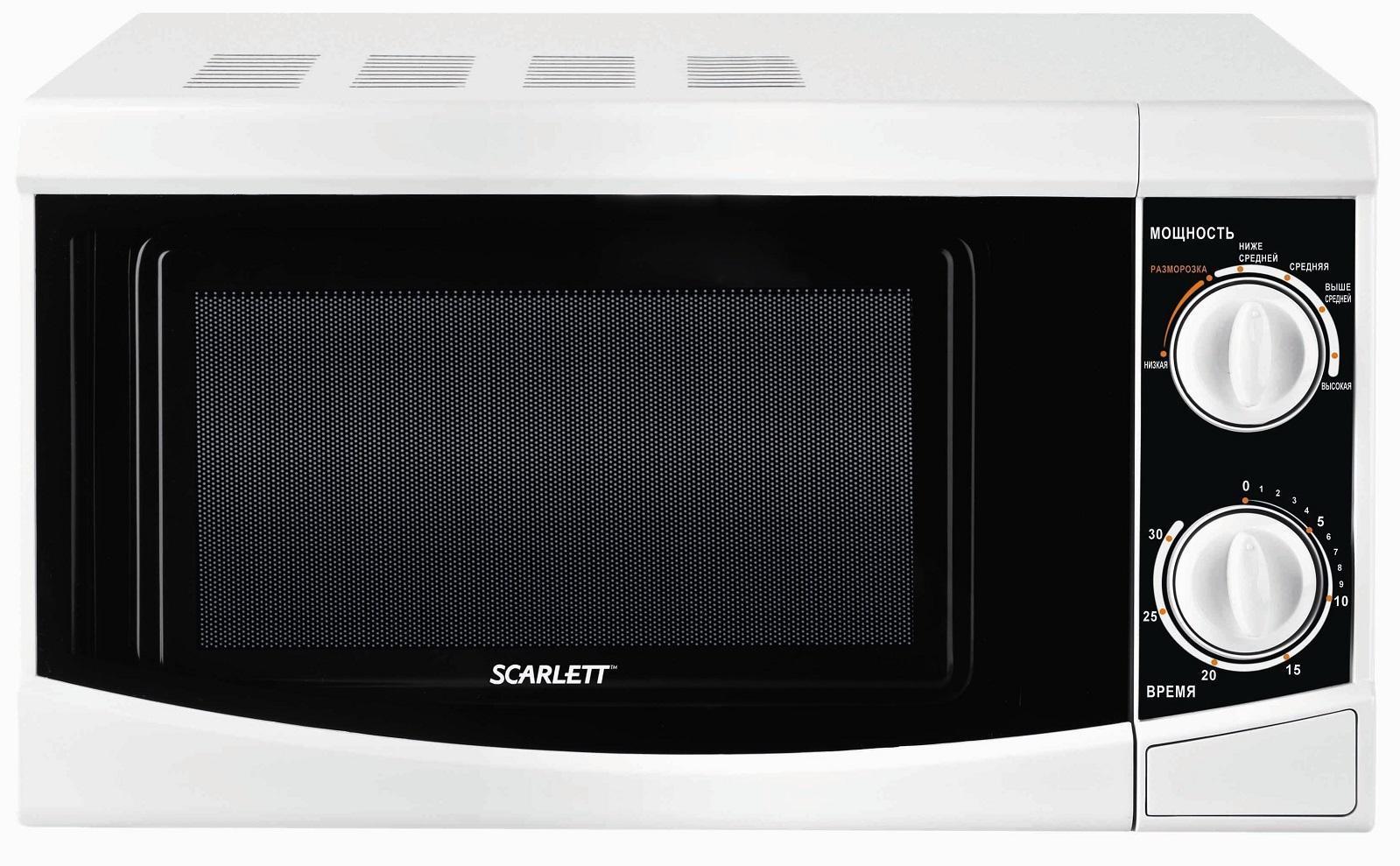 Scarlett SC-1705 микроволновая печьSC-1705