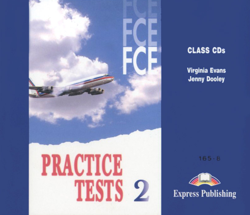 FCE Practice Tests 2: Class Audio CDs (аудиокурс на 4 CD) compact first for schools class audio cds аудиокурс на 2 cd