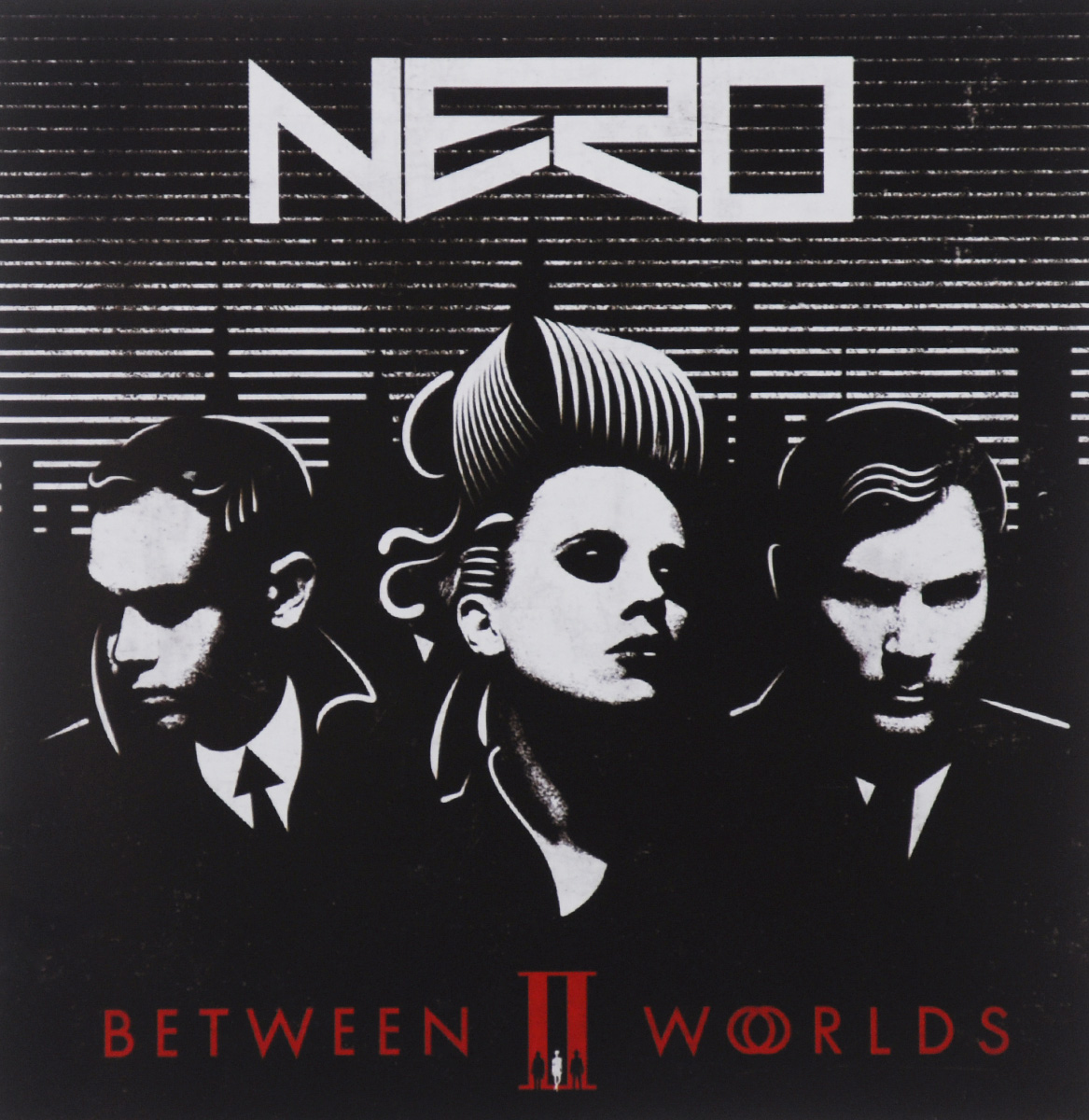 Nero Nero. Between II Worlds sweet years sy 6130l 24
