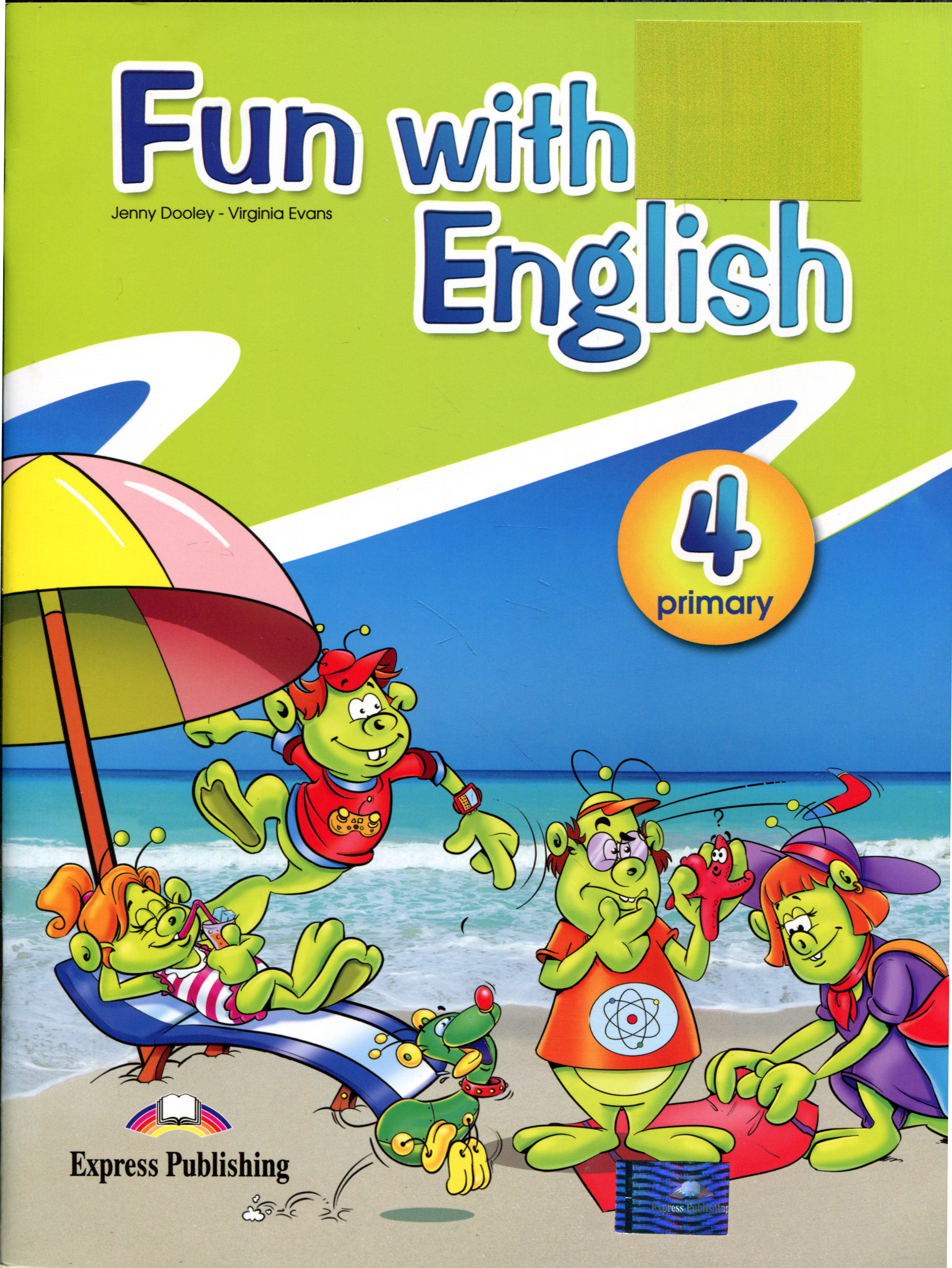 Jenny Dooley, Virginia Evans Fun with English: Primary 4: Pupil's Book evans v dooley j enterprise plus grammar pre intermediate