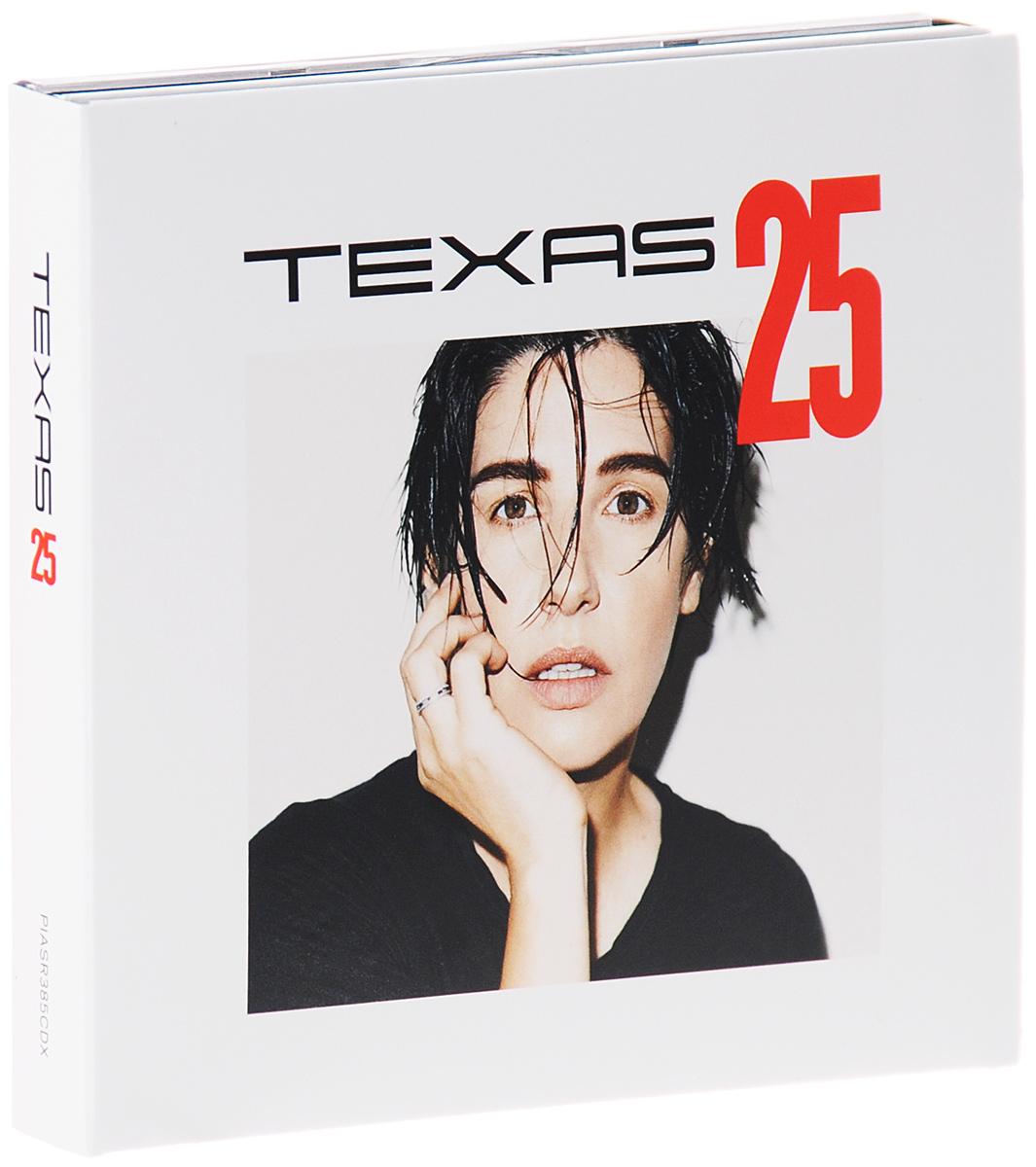 Texas Texas. Texas 25 (2 CD) цена