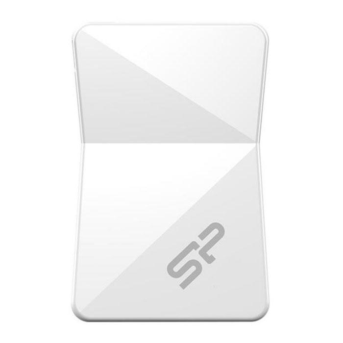 Silicon Power Touch T08 32GB, White USB-накопительSP032GBUF2T08V1WНакопитель Silicon Power Touch T08 с интерфейсом USB 2.0 является наследником классических традиций дизайнаSilicon Power. И в то же время, своей внешней конструкцией, построенной на контрасте геометрических форм, сглянцевым блеском корпуса и диагональной структурой углов, Touch T08 создает совершенно новый яркий стиль иощущение многогранности, завораживающей взгляд игрой света и теней, которые в любых ситуациях будутпридавать устройству оригинальный и динамичный внешний вид.Touch T08 - самый миниатюрный по габаритам среди серии накопителей Silicon Power с пластмассовым корпусом.Он имеет удобное отверстие для закрепления на вещах, позволяя вам всегда иметь необходимые файлы при себес удобством и легкостью, никогда не теряя желаемой эффективности в занятой мобильной жизни. В дополнение к завораживающему внешнему виду, Silicon Power Touch T08 еще и обладает полноценнойвстроенной системой защиты сохраненной информации. Использование современной технологии Micro COB (ChipOn Board) обеспечивает устойчивость накопителя к влаге, пыли, встряскам и различным повреждениям, частослучающихся при каждодневном использовании и гарантирует надежную защиту от потери информации, так чтовы всегда сможете хранить дорогие вам воспоминания с максимальной надежностью.
