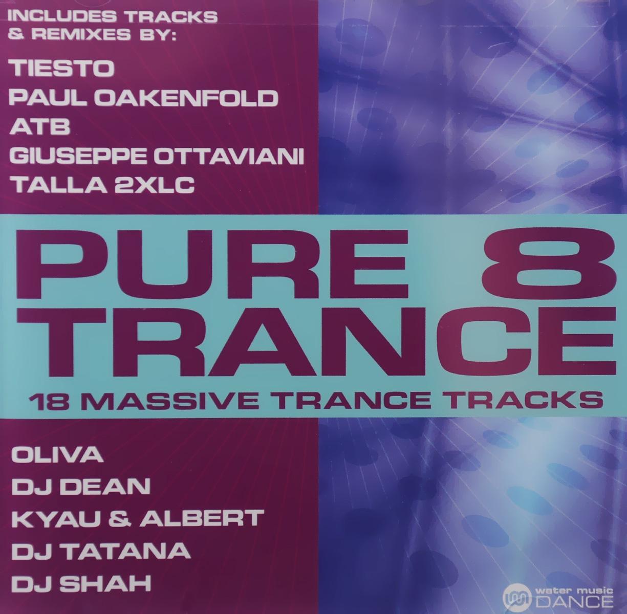 Pure Trance 8